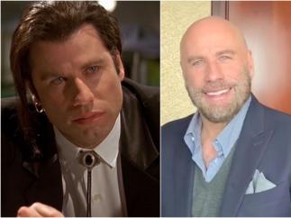 Las estrellas de 'Pulp Fiction', 25 años después