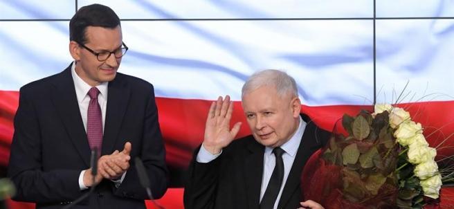 Ley y Justicia gana las elecciones en Polonia