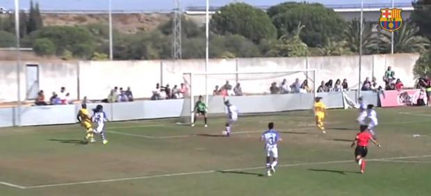 Sporting de Huelva vs FC Barcelona femenino