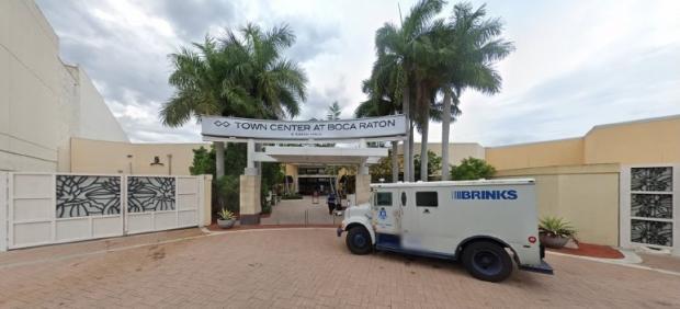 Town Center de Boca Ratón (Florida).