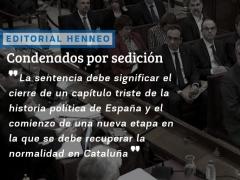 Editorial: Condenados por sedición