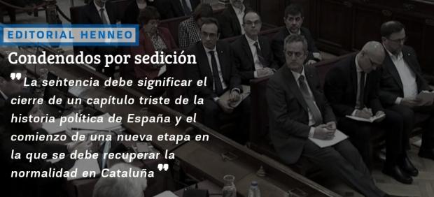 Condenados por sedición
