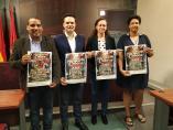 Presentación de las XI Jornadas por la Cultura Cubana en Albacete