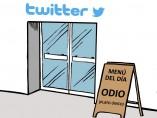 Twitter, viñeta de Malagón