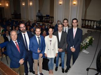Inauguración del curso 2019-2020 en el Conservatorio Superior de Música de Jaén.