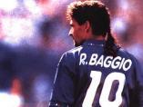 Roberto Baggio, durante el Mundial de USA 1994
