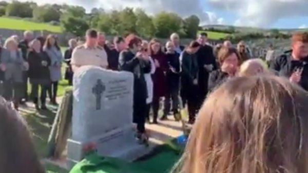 La última broma de un fallecido a sus familiares