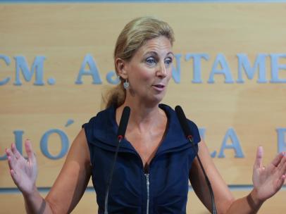 L'alcaldessa de Castelló, Amparo Marco