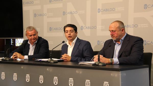 """Pedro Martín afirma que la reincorporación de Arriaga y Rivero a Cs pone fin a una """"campaña de agravio permanente"""""""