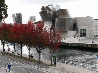 Otoño en Bilbao