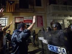 Sentencia, procés, protestas, manifestación, Barcelona, Cataluña