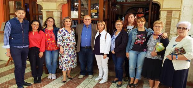 Acto del PP con mujeres del medio rural en Lanjarón
