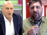 Kiko Matamoros y Sergio Garrido