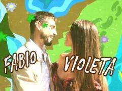 Fabio y Violeta