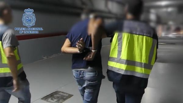 Detenido un hombre en el sur de Tenerife por pornografía infantil