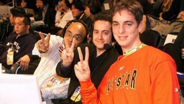Pau Gasol, Ricky Rubio, Willy... las estrellas del baloncesto español se rinden a Andrés Montes y sus motes
