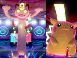 Nuevas formas Gigamax de Eevee, Meowth y Pikachu para 'Pokémon Espada y Escudo'