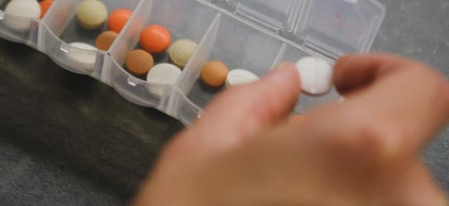 El consumo de medicamentos puede afectar a la seguridad vial.