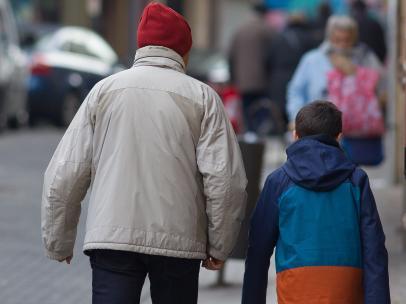 Abrigos contra las bajas temperaturas.