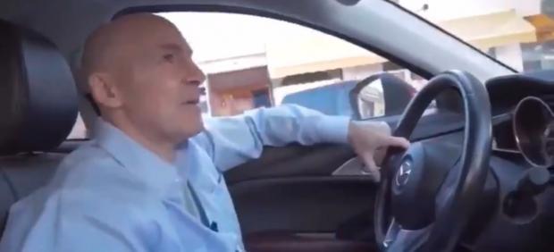 Julio Maldonado, Maldini, conduciendo