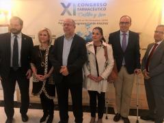 Treceño (i), Casado, Igea, Mayo, Alonso y Cobos.