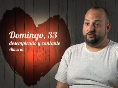 Domingo, en 'First dates'.