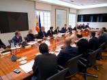 Reunión este jueves del Coimité de seguimiento de la situación en Cataluña.