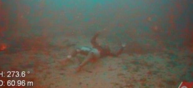 La Guardia Costera italiana encuentra varios cuerpos en el fondo del Mediterráneo.