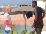 Zidane y Pogba