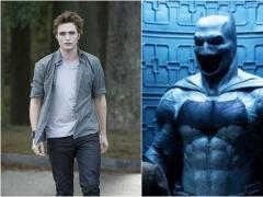 Robert Pattinson como Batman