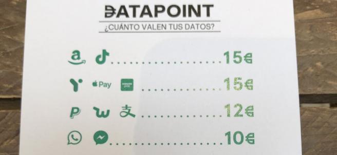 El precio de nuestros datos personales