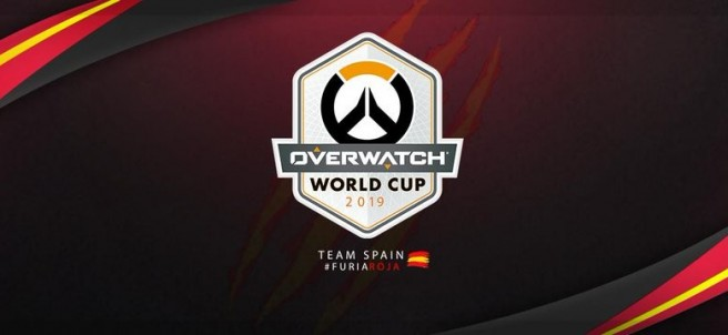Logo de la Selección Española de 'Overwatch'