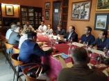 Reunión de la Mesa Insular del Vino