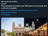 El portal oficial de Turismo de España promociona a la capital grancanaria en las redes sociales