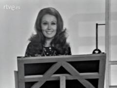 Rosa María Mateo en 1972