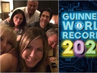 El récord Guinness de Jennifer Aniston y otras curiosidades sobre la estrella de 'Friends'