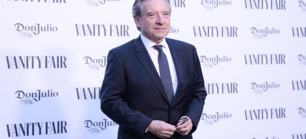 El periodista Iñaki Gabilondo asiste a la entrega del III Premio Internacional de Periodismo 2019 Vanity Fair en el Hotel Santo Mauro de Madrid.