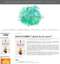 http://www.dimequecomes.com