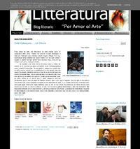 http://litteraturalalotteria.blogspot.com