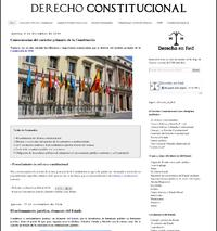 http://www.derechoconstitucional.es