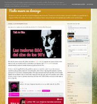 http://www.nadiemuereendomingo.blogspot.com.es/