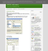 http://excelmascerca.blogspot.com.ar