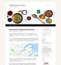 http://cilantroperonotanto.wordpress.com