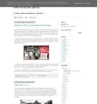 http://www.memoriadesants.blogspot.com.es/