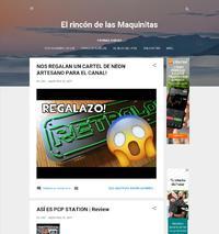 http://elrincondelasmaquinitas.blogspot.com/