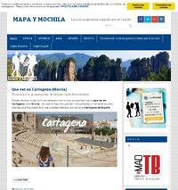 http://www.mapaymochila.es