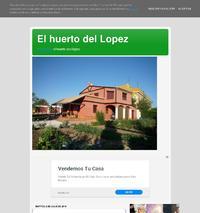 http://elhuertodellopez.blogspot.com/
