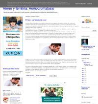 http://todohemocromatosis.blogspot.com