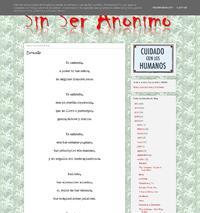 http://www.sinseranonimo.blogspot.com