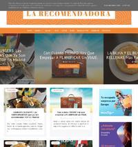 http://www.larecomendadora.com